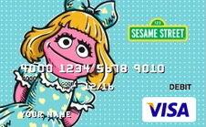 Sesame debit cards 29 prairie dawn