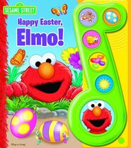 Happy Easter, Elmo!