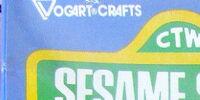 Sesame Street latch hook rug kits