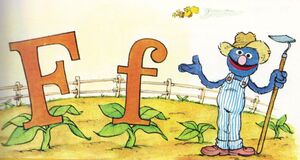 Dictionary letter f