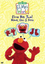 Elmo has two