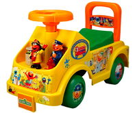 Sesame Street ride-on toys (Tek Nek)
