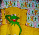 Muppet sleeping bags