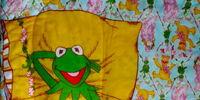 Muppet sleeping bags