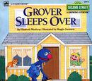 Grover Sleeps Over