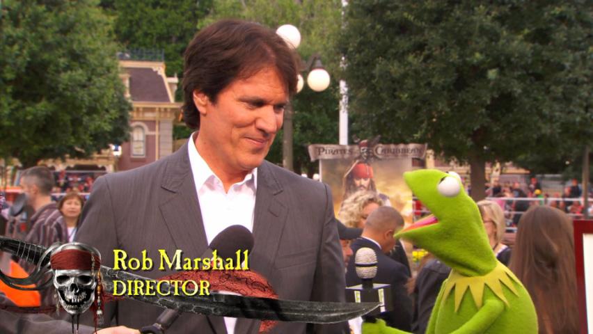 rob marshall nine