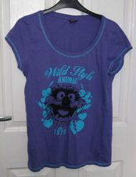 Asda shirt wild style animal