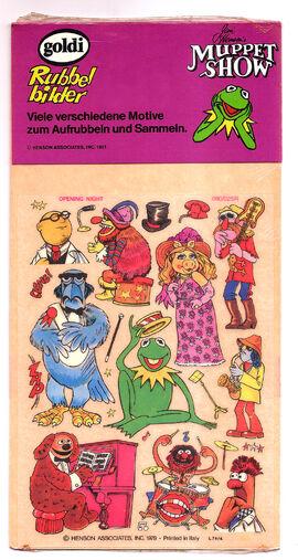 MuppetShowGoldiRubbelbilder-1981-2of4