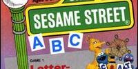 Sesame Street ABC (game)