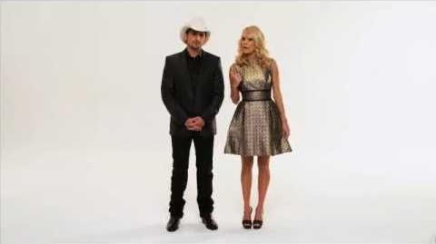 Behind the Scenes 45th Annual CMA Awards Promos