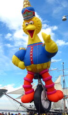 Sesame-bigbird