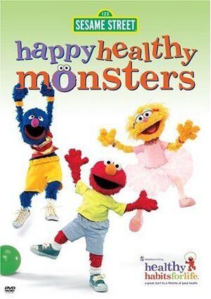 Happy healthy monsters