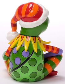 Britto christmas kermit 2