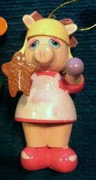 Dakin piggy ornament