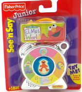 Fisher-price 2002 see 'n say junior 1