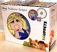 Uk 2013ish muppet ceramic tableware piggy 1