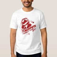 Zazzle animal world tour shirt