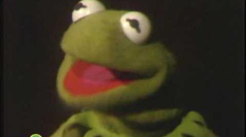 Sesame Street Kermit Sings Being Green