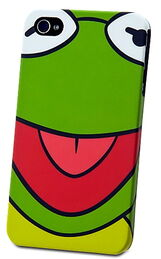 Kermit iphone 4 cover 1