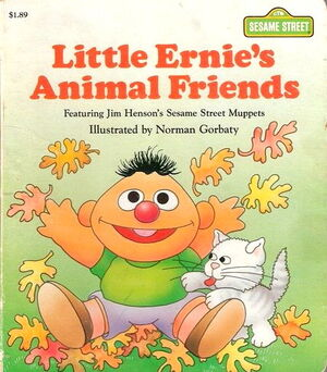 LittleErniesAnimalFriendsOriginal