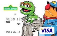 Sesame debit cards 13 oscar bruno