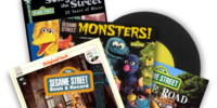 Sesame Street Discography