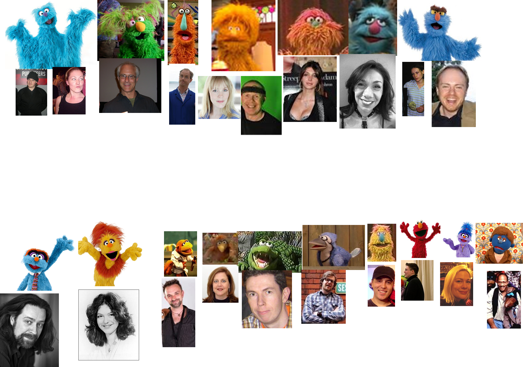 Image - Muppet wiki Behind the scenes Sesame Street Elmopalooza ...