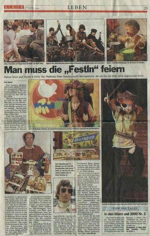 File:60er Jahre Sammler Suschny als Kurier Artikel 2001.jpg