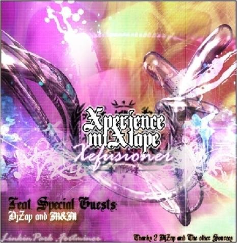 File:DJ Xefuzion - Mixtape - The Xperience Mixtape (Original Version) - Front.jpg