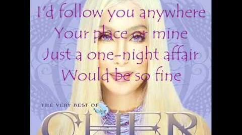 Cher, Take Me Home, Lyrics