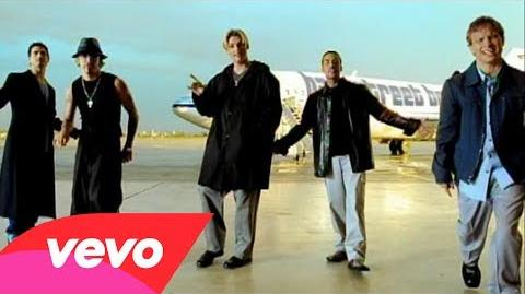 Backstreet Boys - I Want It That Way-1