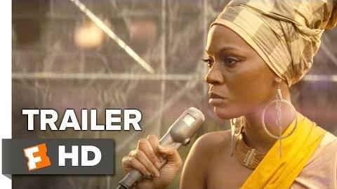 Nina Official Trailer 1 (2016) - Zoe Saldana, David Oyelowo Movie HD