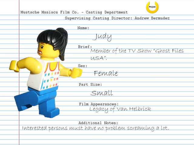 File:Audition Sheet - Judy.jpg