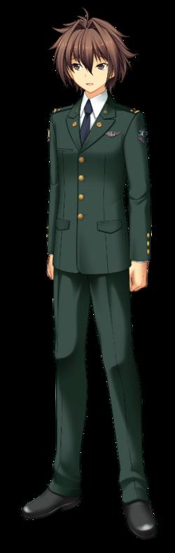 Hibiki Chronicles 04 Uniform