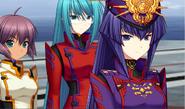 Meiya & Guards