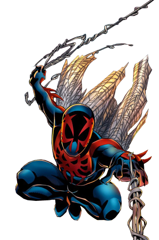 Image - Spiderman 2099.png | Marvel VS DC comics Wiki ...