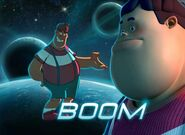Boom human 1
