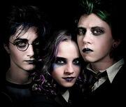 Goth hogwarts