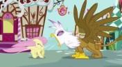 176px-Gilda screams at Fluttershy