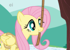 137px-Fluttershy Pulling Rope