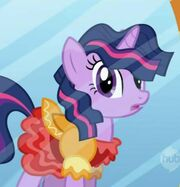 Bacon hair Twilight