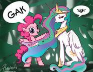 Pinkie Pie/Fan Art