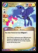 Princess Luna, Night's Steward