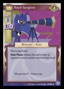 Royal Spyglass