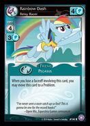 Rainbow Dash, Relay Racer