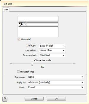 DialogEditClef