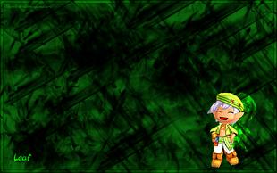 Leaf Wallpaper 1440x900 2