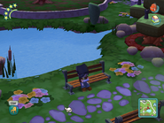 Town Square Pond