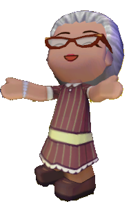 Grandma Ruthie