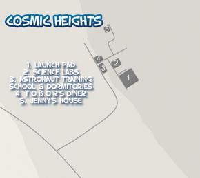 Cosmic Heights